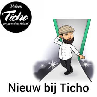 Nieuw bij Ticho