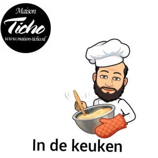 In de keuken / grondstoffen